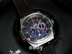 Hublot Big Bang King Power F1 Zirconium 48mm Limited 500 Pieces 703. ZM. 1123. NR