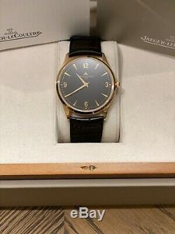 Jaeger-LeCoultre Master Ultra Thin 38 Limited Edition 575 Pieces Only