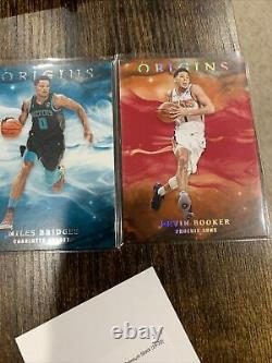 LOT Of Rare NBA Cards. Autos, Serial #, Game Worn, Jimmy Butler, Steph Curry +