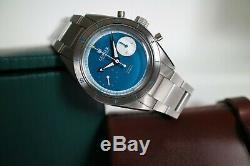 Lorier Gemini Chronograph Watch Worn & Wound Limited Edition One Of 88 Pieces