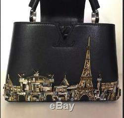 Louis Vuitton Capucines Bb Bag Leather Limited Edition Stunning Piece Used Once