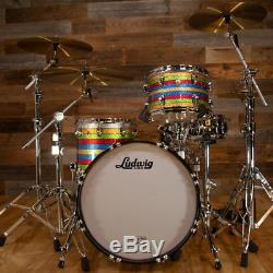 Ludwig Classic Maple Limited Edition Salesman 3 Piece Down Beat Drum Kit