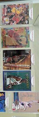 MICHAEL JORDAN INVESTMENT 36 card LOT 98 UD JORDAN FILES