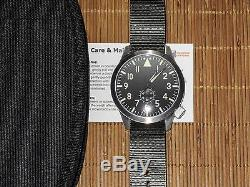 Maratac Large Pilot Arc Watch 50 piece limited edition military sterile NEW