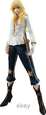 Megahouse One Piece Pop Portrait Of Pirates Cavendish Ltd Edition Figure New