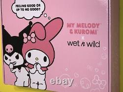 My Melody & Kuromi x Wet n Wild ENTIRE COLLECTION BOX 10 Pieces LIMITED ED