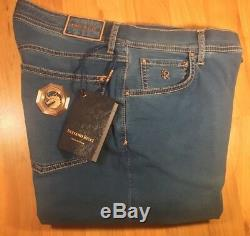 NEW Stefano Ricci W32 LIMITED EDITION Luxury Jeans with Dragon patch