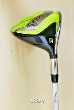 Nike Tiger Woods Limited Edition Set 3-P+TW Driver+TW 56 Wedge (10x Pieces)