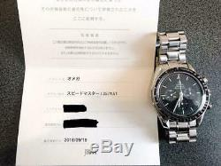 OMEGA Speedmaster Professional Apollo17 Mens watch 42mm 3000 Pieces Limited