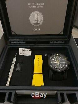 ORIS Diver Control 01 774 7727 7784 Limited Edition 500 PIECES 1000 METER DIVE
