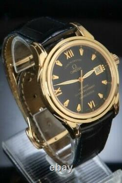 Omega De Ville Co-Axial Red Gold LTD 999 Pieces Celebrate introduction Co-Axial