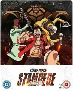 One Piece Stampede Limited Edition (Blu-ray Steelbook)