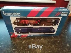 Oo gauge locomotives locomotion class 43 hst harry patch