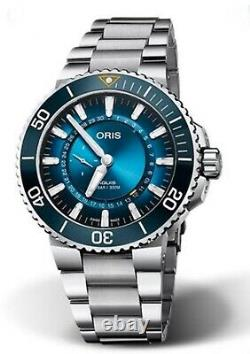 Oris at Barrier Reef 3 Limited Edition 2000 Pieces DIVERS SELLING in AUST