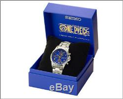 PSL Seiko ONE PIECE ANIMATION 20th ANNIVERSARY LIMITED EDITION Watches F/S