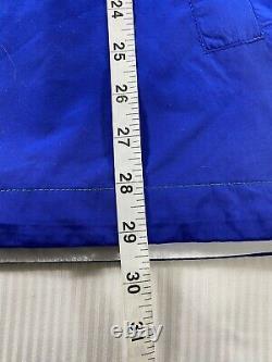 Polo Ralph Lauren 1967 Shield Patch Colorblock Anorak Windbreaker Jacket Mens M