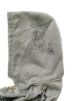 Polo Ralph Lauren Varsity P Patch Limited Edition Mens Hoodie GREY S M L XL XXL