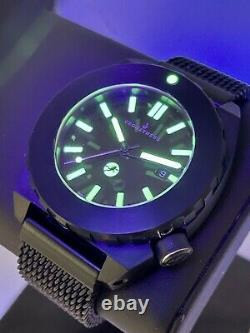 Prometheus Manta Ray OCEANICTIME SPECIAL LIMITED EDITION 25 Pieces Swiss 1001m
