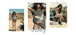 RARE Spell & The Gypsy Desert Wanderer Singlet Tank Top Tee VINTAGE 2013 Sz S