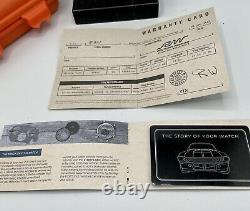 REC P-51 Eleanor Limited Edition 498 Pieces 1968 Ford Mustang 44mm Automatic