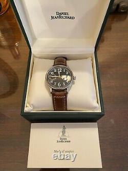 Rare 199 Piece Limited Edition Daniel Jean Richard Watch Model Bressel 16012