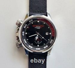 Riedenschild Men's Dark Sea Diver Pro Automatic Watch limited edition 999 pieces