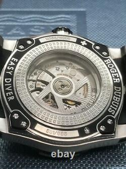 Roger Dubuis Easy Diver Sports Activity Watch 46mm Swiss Automatic 888 Pieces