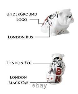 Royal Doulton Limited Edition Bulldog Alfie Dd001 Retired Piece