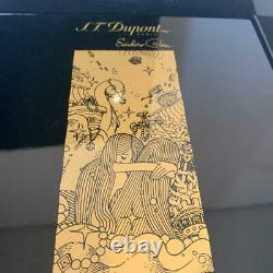 S. T. Dupont Lighter Line2 Limited Model One Piece edition Diamond Custom