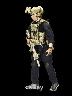 SAS C. R. W Assaulter (Green Wolf Gear Exclusive) Custom + Limited Edition Patch