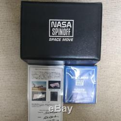 SEIKO NASA Spinoff Space Move Wrist Watch Limited to 1000 pieces Vintage Rare