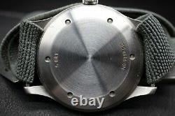 SUF Helsinki 180 Blue Dial Limited Edition 50 Pieces Men's Automatic Watch