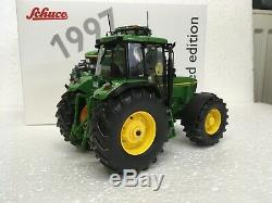 Schuco John Deere 7810 Tractor Limited Edition of 1000 pieces, BNIB, 1/32 scale