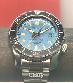 Seiko Marinemaster 300M SLA015 Limited Edition Blue Dial 200 Pieces For Europe