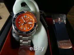 Seiko Srpc95k1 Prospex Turtle Limited Edition Brand New The Last Piece
