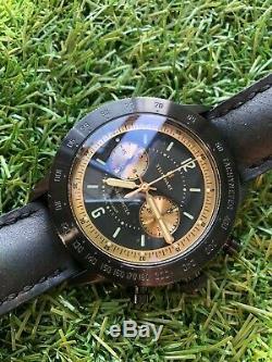 Steinhart NERO Marine Chronograph Limited Edition (66 pieces worldwide)