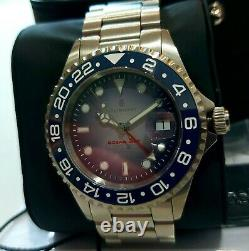 Steinhart Ocean 1 GMT Premium Blue Ceramic Limited Edition 50 pieces only