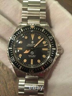 Steinhart Ocean Vintage Military MAXI Limited Edition (x/300 pieces)