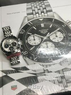 TAG Heuer Autavia Jack Heuer 85th Limited Edition Swiss Chronograph 1932 Pieces