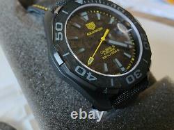 Tag Heuer Aquaracer Carbon Calibre 5 Limited Edition of 750 pieces