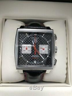 Tag Heuer Monaco CAW2119 Carbon Limited Edition (250 Pieces Worldwide)