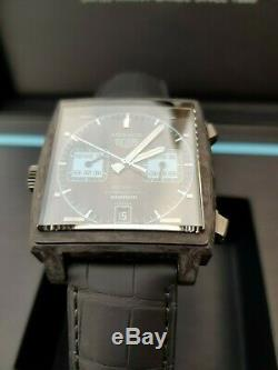 Tag heuer monaco bamford carbon limited edition 500 pieces