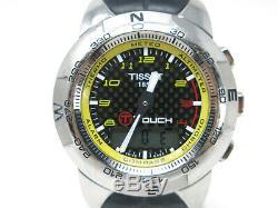 Tissot T Touch Titanium MotoGP 2009 limited edition 1000 pieces rare watch clock