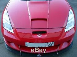 Toyota Celica t23 Varis style patch air intake for hood limited edition