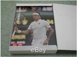 Uniqlo Roger Federer 2018 Wimbledon Tennis 5-piece Ssize Set Limited Edition NEW