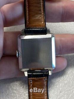 Vintage Girard Perregaux Mens Watch! Rare Piece MUST SEE! Running
