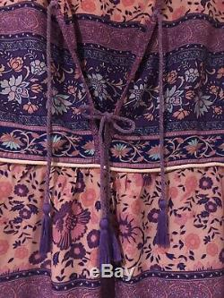 Vintage Spell Designs Folktown Blouse Blossom M