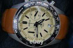 Vostok Komandirskie K39 Quartz Chronograph Limited edition of 500 pieces