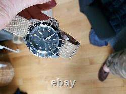WMT Dive Watch Limited Edition 100 pieces (now sold out) Explorer Dial