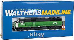 Walthers 19714 EMD SD60M with2-Piece Windshield ESU(R) Sound and DCC BN #9285